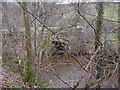 NY3941 : Roebanks Bridge by Bob Jenkins