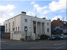 SP3265 : Leamington Spa's first town hall by David Stowell