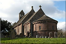 SO4430 : Kilpeck church by Philip Halling