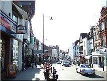 TQ1649 : High Street by Martyn Davies