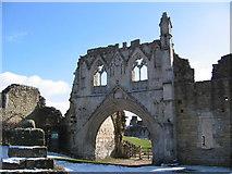 SE7365 : Kirkham Abbey by Stephen Horncastle