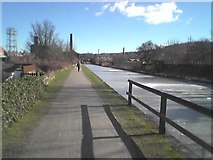 SE1537 : View from Gallows Bridge, Shipley by Rich Tea