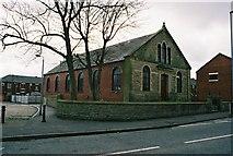 SD8912 : Baptist Church, Overt Street, Deeplish, Rochdale Lancashire. by Dr Neil Clifton