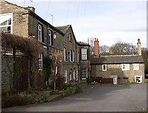 SE1321 : Delf Place, Rastrick (SE134210) by Humphrey Bolton
