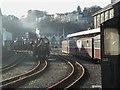 SH5738 : Porthmadog Station - Ffestiniog Railway by Martin Wilson