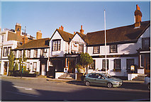 TQ1649 : The White Horse, Dorking. by Colin Smith