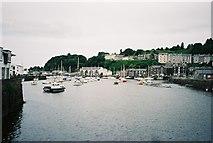SH5638 : Porthmadog Harbour by Ken Crosby
