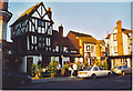 SP7005 : The Bird Cage Inn, Thame by Colin Smith
