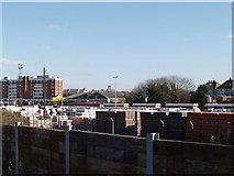 TQ2081 : Railway goods yard, Acton by David Hawgood
