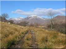 NM9762 : Glen Gour. by Richard Webb