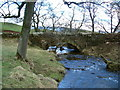 NY6135 : Bridge on the Melmerby to Ousby road crossing Sunnygill Beck by Keith Wright
