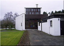 NO2800 : St. Paul's Catholic Church, Glenrothes by duncan cumming