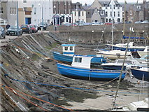 NO8785 : Stonehaven Harbour by Matthew Smith