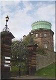NT2570 : Royal Observatory, Edinburgh by Eileen Henderson
