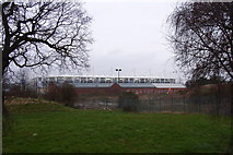 SK5802 : The Walkers Stadium, Leicester by Andrew Smith