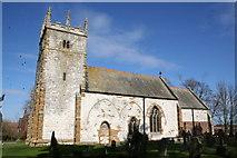 TA0912 : St.John's church, Croxton, Lincs. by Richard Croft