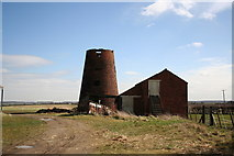 TA0609 : Barnetby le Wold Mill by Richard Croft