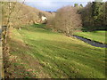 SX7571 : Belford Mill, Ashburn valley,  from near Lurgeford farm by Derek Harper