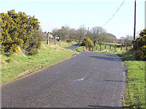 H5672 : Road at Mullaghslin by Kenneth  Allen