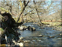 SH6129 : Afon Artro by David Medcalf