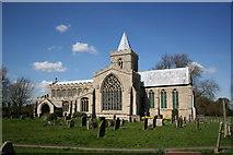 TF2935 : St.Peter & St.Paul's church, Algakirk, Lincs. by Richard Croft