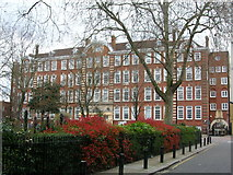 TQ3581 : The former Raine's Foundation Grammar School building in Arbour Square by John H Darch