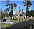 G9474 : Church of Ireland, Laghey Co Donegal by Dennis Reynolds