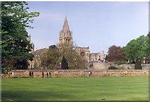 SP5105 : Oxford. by Ron Hann