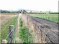 NZ4129 : Green Lane to Embleton Farm by Oliver Dixon