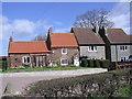 NZ3116 : Blacksmiths Cottage:  Great Burdon Village by Hugh Mortimer