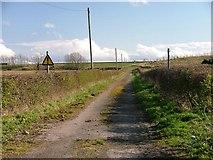 NZ3720 : Access road to Redmarshall Reservoirs by Mick Garratt