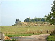 ST7681 : Tower near Old Sodbury by Neil Britton