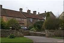 ST5464 : Cottages in Winford by Adrian and Janet Quantock