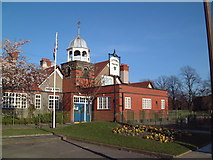SJ3384 : Church Drive Infant School by David Squire