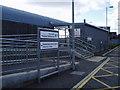 NZ3958 : The Statium of Light Metro Station, Monkwearmouth, Sunderland, 17 April 2006 by Martin Routledge