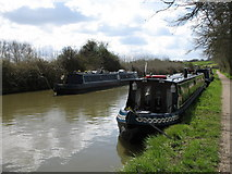 SP8828 : Grand Union Canal by Martin Addison