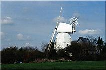 TL6830 : Windmill, Great Bardfield by Stephen McKay