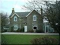NS3528 : Nethermuir Farm House by Ian Rainey