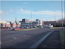 SP3065 : Myton Road by Dennis Turner