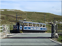 SH7783 : Great Orme Tramway by Nigel Williams