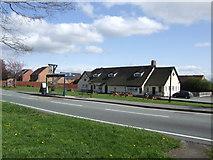 SJ5114 : Coracle Inn, Sundorne by al partington