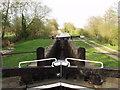 SJ3326 : Montgomery Canal, Aston Middle (No 2) Lock by John Haynes