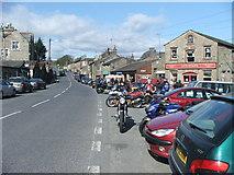 SD8789 : Hawes, Wensleydale. by Steve Partridge