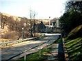 NJ3238 : Dufftown Distillery by Christopher Gillan