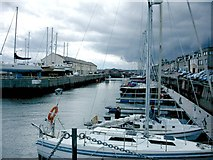 NJ2371 : Lossiemouth Harbour. by Christopher Gillan