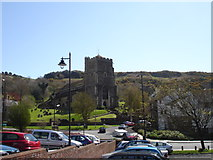 TQ8209 : All Saints Church Hastings East Sussex by Janet Richardson