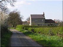 NZ2320 : Grimshaw Cottage : Walworth Gate by Hugh Mortimer