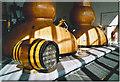 NJ6243 : Glendronach Distillery, Still Room. by Colin Smith