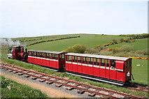 SS6846 : Martinhoe: Lynton & Barnstaple Railway by Martin Bodman