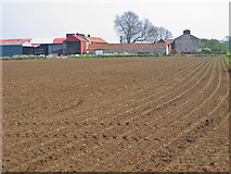 SE7875 : Manor House Farm by Stephen Horncastle